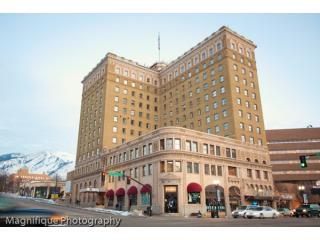 Condo 1007 Ben Lomond Suites Historic Hotel, Ogden