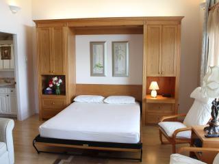Suite. Queen bed
