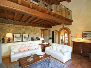 Villa Rental in Tuscany, Poggibonsi (Chianti Area) - Villa Poggibonsi