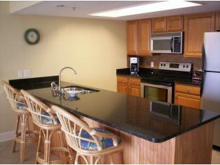 Renovated Kitchen with granite and stainless appliances