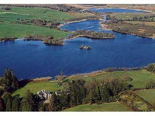 Lake at Mount Cashel Lodge