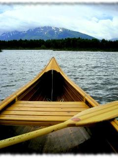 Bring your Canoe and Enjoy an Afternoon on Starrat Marsh in Valemount.