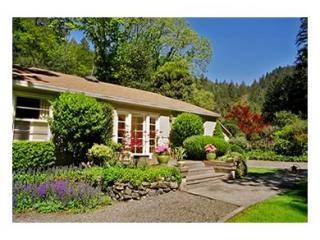 Kenwood Cottage - Canyon Setting on Sonoma Creek