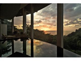 Panoramic Sunset Ocean Views