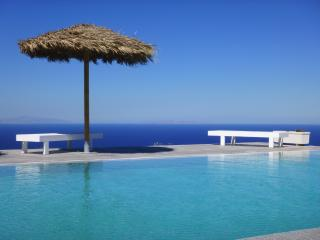 Eos Apartment superb views of Aegean, Imerovigli
