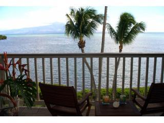OceanFront - Top Floor @ the Wavecrest - Apt A-303, Molokai