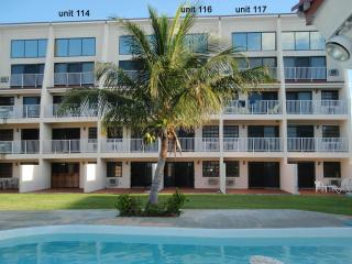 Stop Looking,Paradise Found! Like new, Oceanfront 2 & 3 Bedroom Townhomes