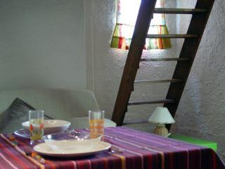 the dining area details