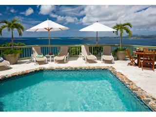 Argonauta 4 bedroom luxury villa on  St John USVI, Cruz Bay