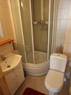 All rooms with bathroom with shower