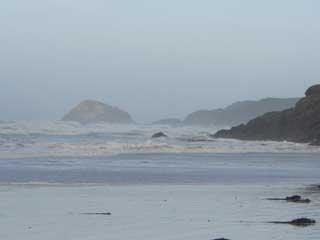 Perannporth Beach (Winter)