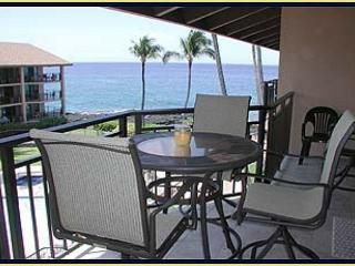 1 bedroom condo with a loft in oceanfront complex, amazing Ocean views, Kailua-Kona