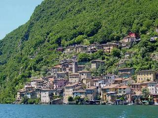 Gandria - 4 km from the very center of Lugano