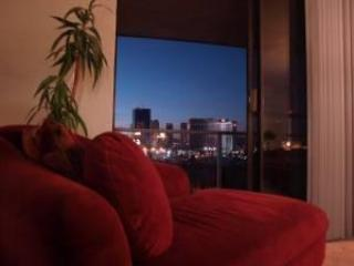Upscale furniture with a BEAUTIFUL view of Las Vegas!