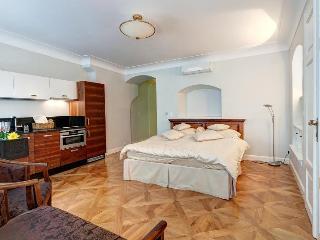 Bed in Studio