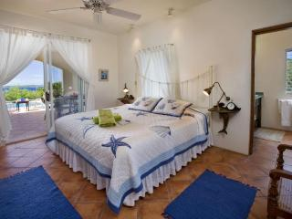 Ristaba North Master Suite with a/c and full bath and outdoor shower