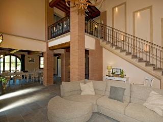 Villa Rental in Tuscany, Montelopio - Villa Montelopio