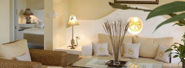Crown Suite Living Room