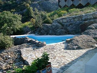 Bodrum Village House. Sea view and private pool