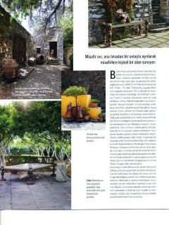 House Beautiful Magazine-garden spaces