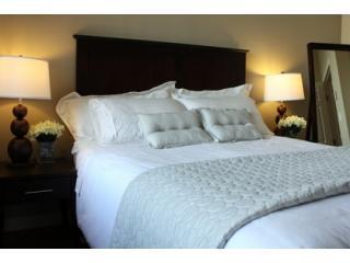 Bedroom - The Alpha Suite