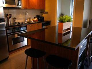 COMFYSUITES: Vancouver Furnished Condo Rentals (Open Concept Kitchen)
