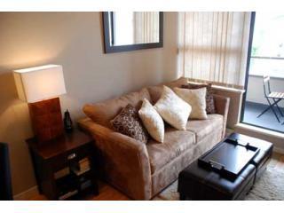 Sala de estar-la Suite Alfa