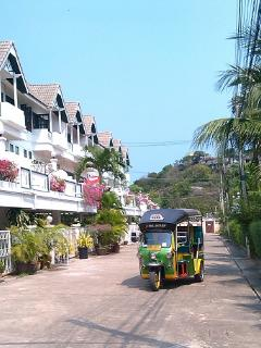 Baan Thai villas private soi