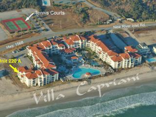 Villa Capriani 220 A, North Topsail Beach