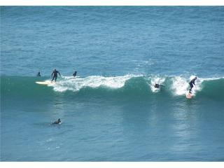 Surf is up! Taken from patio deck