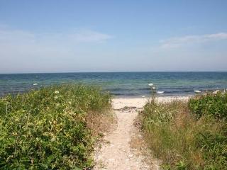 direct private path to beach