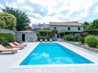 Villa Bruna with garden and pool, Dubrovnik