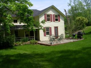 House w patio
