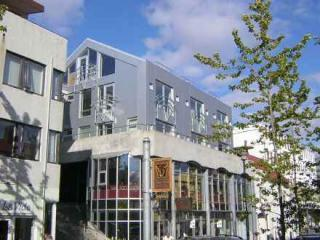 Penthouse Apartment in Central Reykjavik, Reikiavik