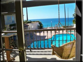 Oceanfront Condo Encinitas, 3, Direct Beach, Pool