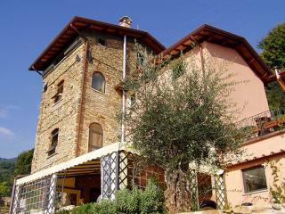 Villa Il Castelletto, Massa