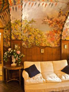 Sitting room with Fresco
