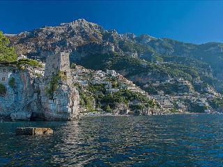 8 bedroom Villa in Positano, Amalfi Coast, Italy : ref 2259136