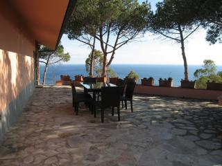 Wonderful Rental at Villa Eucalipto on Elba Island, Capoliveri
