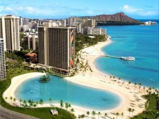 Hilton Hawaiian Village - Lagoon Tower, Honolulu