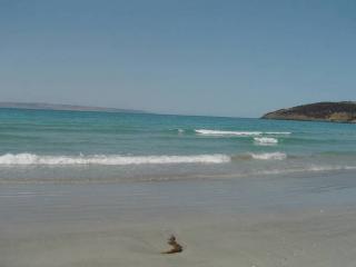 Penneshaw beach