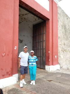 Guests at Spanish Gate in Old San Juan