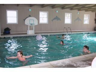 Dove Winds near beach with indoor pool and hot tub, Isla de Chincoteague