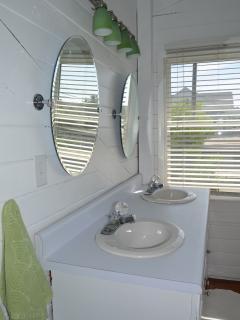 Bathroom #2 New beautiful mirrors 2013!