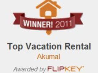 Trip Advisor Top Vacation Rental