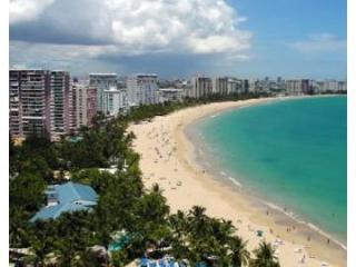 Ocean View Condo: Isla Verde, San Juan Puerto Rico