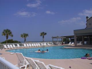 With purchase of $100 Resort Card, guests have full access to Beach Club Pool, Tennis & disc. golf.