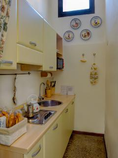 Kitchen (with dishwasher & Fridge)