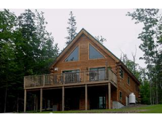 August Openings-Waterview Log Home-Acadia, Bar Harbor