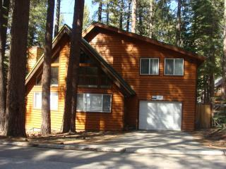 Cabin in the Wild, South Lake Tahoe